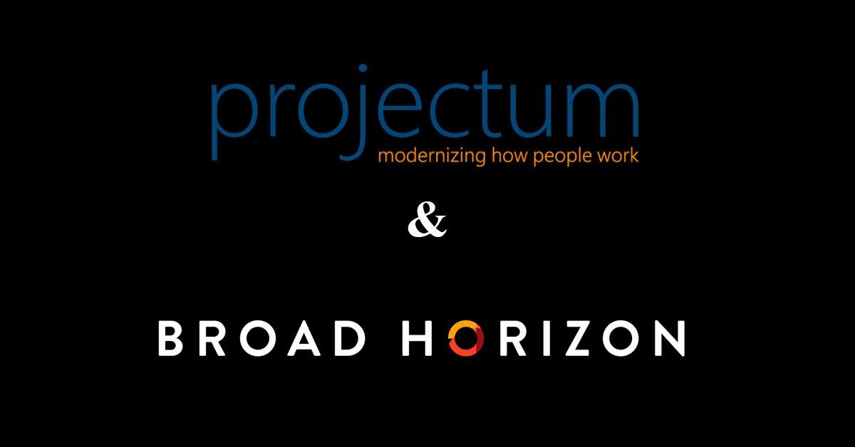 Projectum onderdeel van Broad Horizon