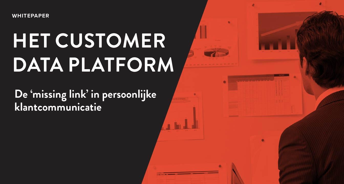 Customer Data Platform - Missing link