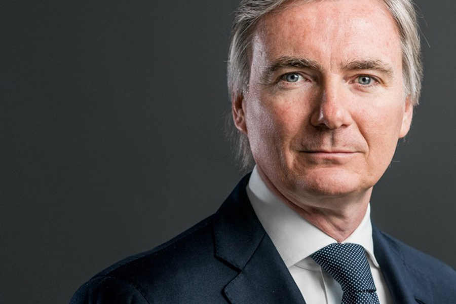 JEAN-YVES CHARLIER APPOINTED CEO OF BROAD HORIZON